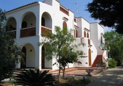 Casa Vacanze Villa Bluvacanze